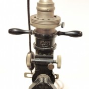 Lampe à fente et grand ophtalmoscope simplifié
