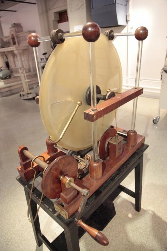 Machine de Holtz