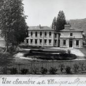 La Clinique des Alpes (site de l'ancien hôpital civil)