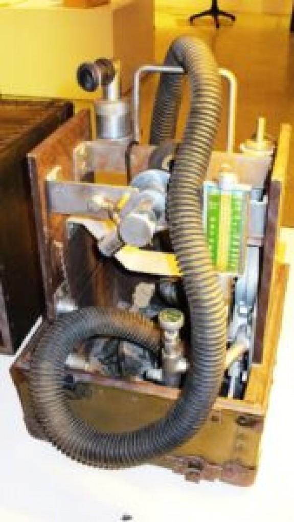 Appareil de ventilation artificielle, HICO n° 130