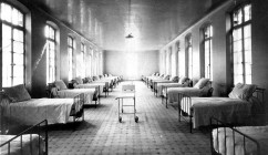 Salle des malades de l