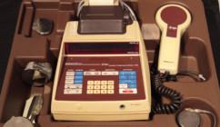 Console Medtronic pour programmation d