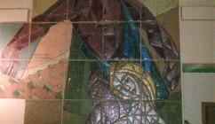 Fresque de Blas Moyano