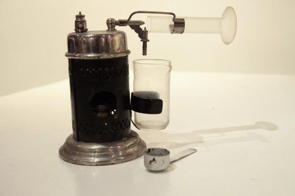Pulvérisateur à vapeur de Lucas-Championnière