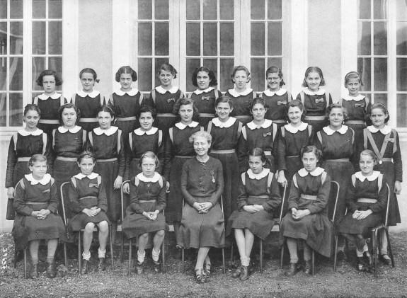 La Maison d'éducation de la légion d'honneur (1940-45)