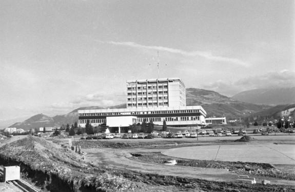 L'hôpital sud