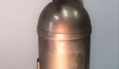 Injecteur haute pression de produit de contraste